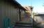 1236 SE Pine St, Toledo, OR 97391 - Covered north deck