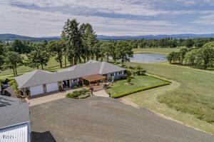 18600 Zielinski Rd, Sheridan, OR 97378 - Aerial Home & Land