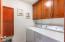 120 Fishing Rock Street, Depoe Bay, OR 97341 - Laundry room