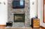 120 Fishing Rock Street, Depoe Bay, OR 97341 - Gas Fireplace
