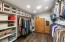 325 SW Coast Ave., Depoe Bay, OR 97341 - Master Suite Wardrobe