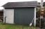 6232 SE Ash Lane, South Beach, OR 97366 - Detached shed