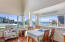 71 Surfside Dr, Yachats, OR 97498 - View from the living room.