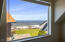 71 Surfside Dr, Yachats, OR 97498 - Looking out Master Bedroom window.