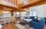 71 Surfside Dr, Yachats, OR 97498 - Living room.