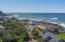 71 Surfside Dr, Yachats, OR 97498 - Yachats looking due West.
