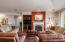 35 SW South Point St, Depoe Bay, OR 97341 - Vaulted ceilings at great room