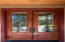 35 SW South Point St, Depoe Bay, OR 97341 - Dbl Entry Doors w/leaded glass