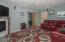 446 Summitview Ln, Gleneden Beach, OR 97388 - Family Room