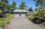 446 Summitview Ln, Gleneden Beach, OR 97388 - Front Driveway
