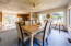 5430 NW Keel Ave, Lincoln City, OR 97367 - Dining Room to Kitchen