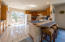 5430 NW Keel Ave, Lincoln City, OR 97367 - Kitchen to deck