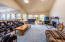5430 NW Keel Ave, Lincoln City, OR 97367 - Living Room and fireplace