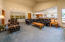 5430 NW Keel Ave, Lincoln City, OR 97367 - Living room to kitchen