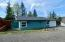 671 SE 9th St, Toledo, OR 97391 - House Overview from Street