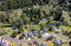 444 Combs Cir, Yachats, OR 97498 - Aerial Drone Front