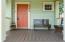 881 SE Fir St, Toledo, OR 97391 - Front Door