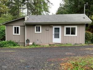 131 N Riverton Ct., Otis, OR 97368 - Front