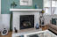 2830 SW Coast Ave, Lincoln City, OR 97367 - Fireplace