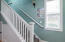 2830 SW Coast Ave, Lincoln City, OR 97367 - Stairs to Upper Level