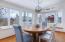 7295 NE Highland Rd, Otis, OR 97368 - Dining Room