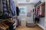7295 NE Highland Rd, Otis, OR 97368 - Master Walk-in Closet