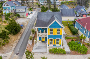 2518 SW Anemone Ave, Lincoln City, OR 97367 - Drone View of 2518 SW Anemone