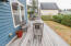 2518 SW Anemone Ave, Lincoln City, OR 97367 - Side yard and seating area