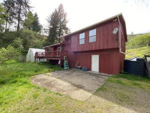 26810 Hwy 101 SOUTH, Cloverdale, OR 97112 - Front view