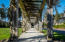 2518 SW Anemone Ave, Lincoln City, OR 97367 - Vine Covered Purgola Walkways around the
