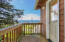 3671 Ross Ave, Depoe Bay, OR 97341 - Private Master Bedroom Deck