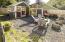 1279 N Nye St, Toledo, OR 97391 - Green house/firepit