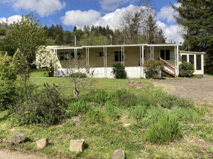 463 N Panther Creek Rd, Otis, OR 97368 - Front of home