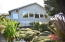 1055 NW Estate Dr, Seal Rock, OR 97376 - Front of home