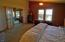 11244 NW Pacific Coast Hwy, Seal Rock, OR 97376 - Master Bedroom with View