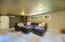 9680 SE Cedar St, South Beach, OR 97366 - Downstairs living room