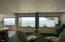 40 SE Conway Ave, Depoe Bay, OR 97341 - Living room & kitcen