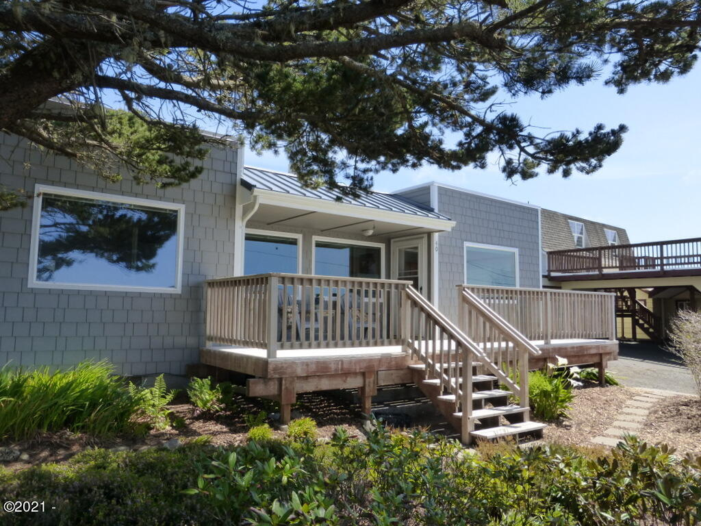 40 SE Conway Ave, Depoe Bay, OR 97341 - From NW