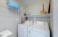 2571 SW Anemone Ave, Lincoln City, OR 97367 - Laundry Room.