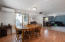 5960 Palisades Dr, Lincoln City, OR 97367 - Dining and Living room