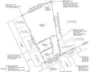 264 LOT 2 NE 4th St, Willamina, OR 97396 - Plat Map