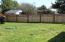 1416 NW Nye St, Newport, OR 97365 - south yard