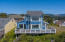 1015 NW Inlet Ave., Lincoln City, OR 97367 - West Face of Home