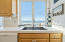 116 Fishing Rock Dr., Depoe Bay, OR 97341 - Kitchen with a View!