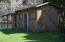 6110 S River Loop, Lincoln City, OR 97367 - shed with address