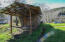 6110 S River Loop, Lincoln City, OR 97367 - shed with cover