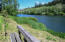 6110 S River Loop, Lincoln City, OR 97367 - frontage view down river