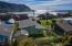 309 W 1st St, Yachats, OR 97498 - Rear of home looking to ocean
