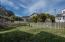 309 W 1st St, Yachats, OR 97498 - Fenced backyard