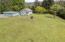 2945 NE Hwy 20, Toledo, OR 97391 - Back yard overview.
